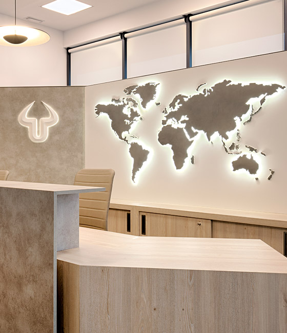 Urovesa - Offices - Spain
